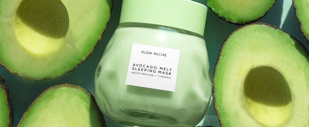 Glow Recipe Avocado Melt Sleeping Mask Review