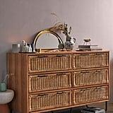 Mikko 6-Drawer Dresser