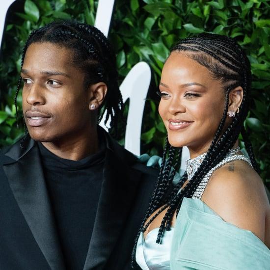 A$AP Rocky Confirms He's Dating Rihanna