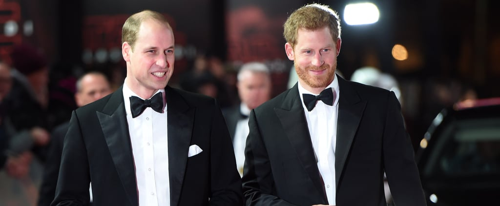 Prince William Will Be Prince Harry's Best Man