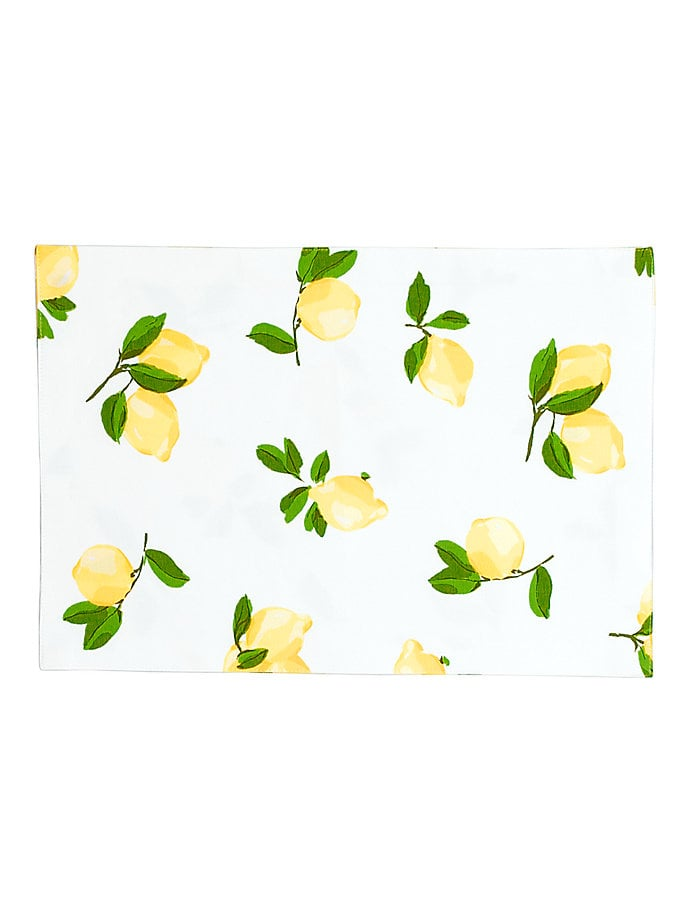 Make Lemonade Placemat ($10)