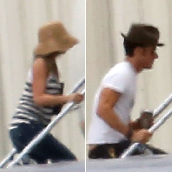 Jennifer Aniston and Justin Theroux Going on Their Honeymoon