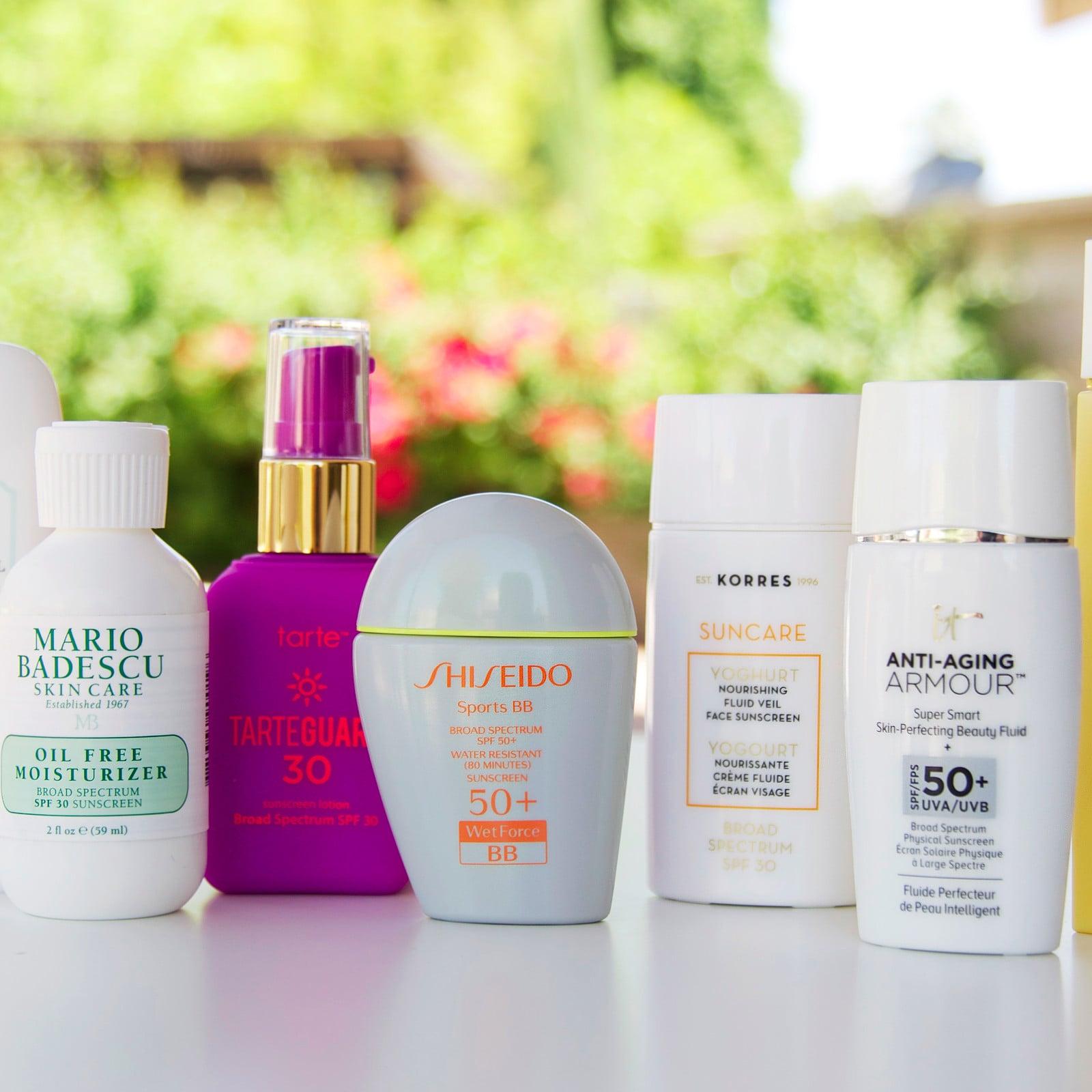 Best Travel Size Sunscreens Popsugar Beauty Glamglow