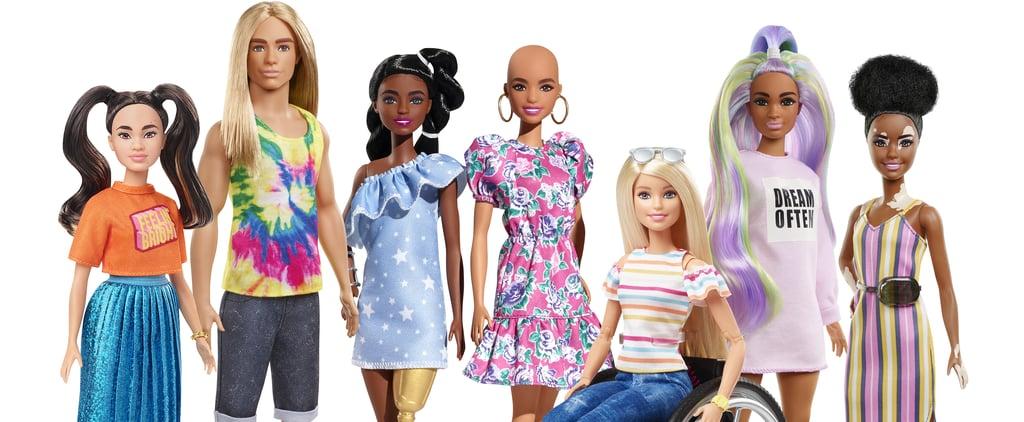Barbie's 2020 Fashionista Line Includes a Doll With Vitiligo