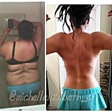 Michell's History With Food and Weight Loss