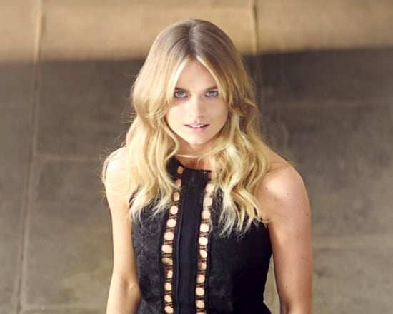 Cressida Bonas' Dance Moves Are Mesmerizing in the New Mulberry Ad: See Her Break It Down!