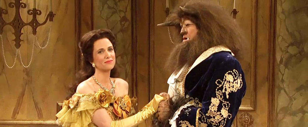 SNL's Old Beauty and the Beast Skit Is Still So, So Funny