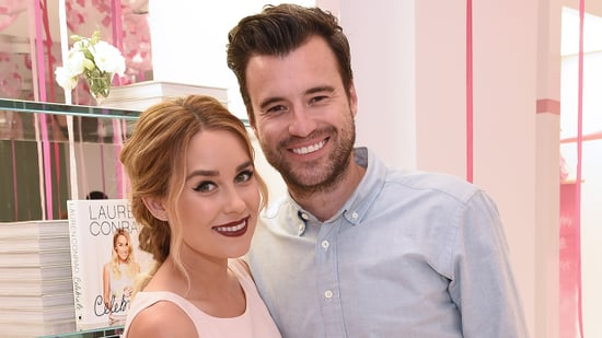 Lauren Conrad Celebrates Her Two-Year Wedding Anniversary With a Sweet Kissing Pic!