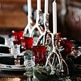 Antler Candlesticks