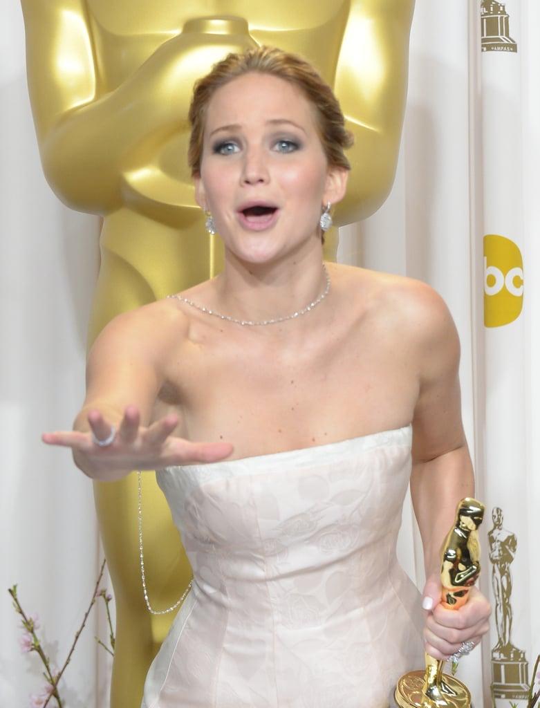 Jennifer Lawrence, 2013