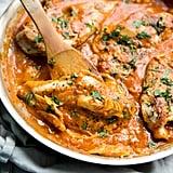 Creamy Tomato Artichoke Chicken