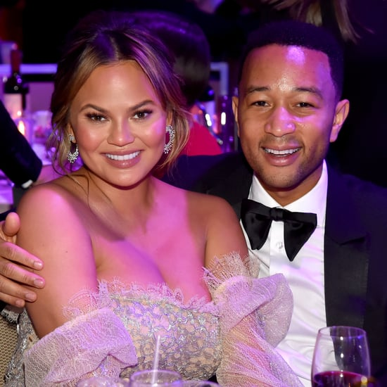 Chrissy Teigen and John Legend Matching Arm Tattoos 2019