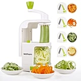 Spiralizer 4-Blade Vegetable Spiralizer
