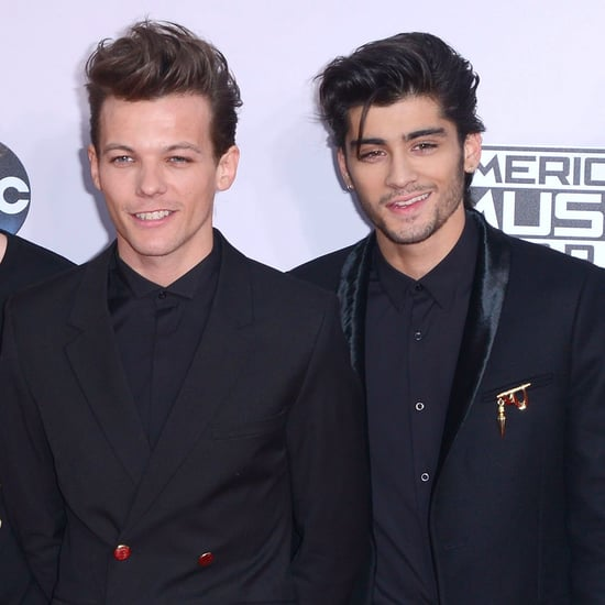 """Louis Tomlinson Confirms That He and Zayn Malik Are """"Mates Again, I Suppose"""""""