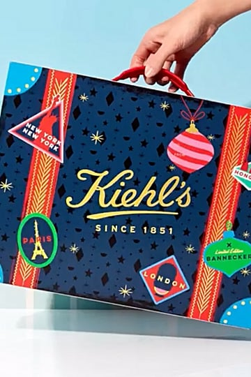 Kiehl's Skin Care Advent Calendar 2018