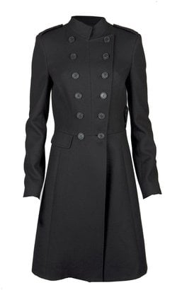 Military Coats for Autumn 2009, UK Shopping