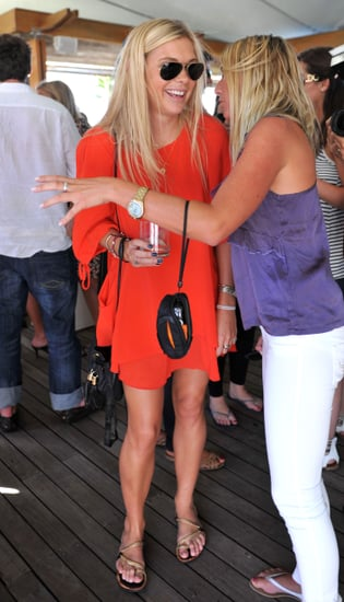Pictures of Chelsy Davy Partying at Pool Party in South Africa as Prince Harry Invites Her to Royal Wedding