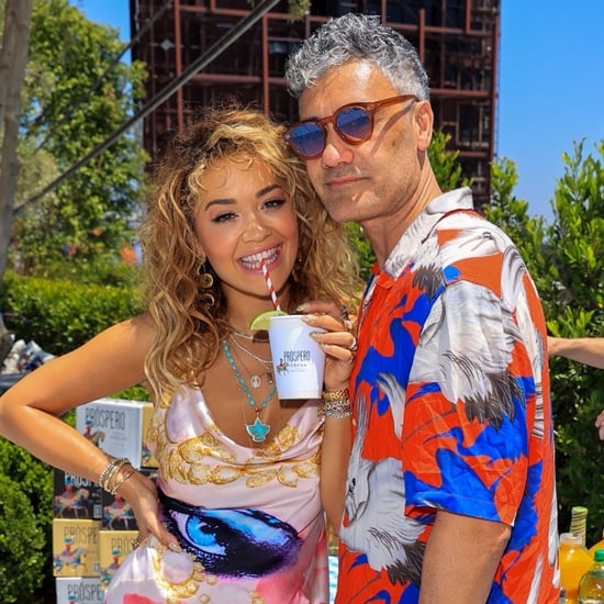 Rita Ora and Taika Waititi Make Their Debut as a Couple
