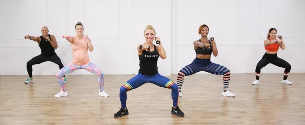 Live POPSUGAR Fitness Workouts on Instagram, Week of 5/18/20