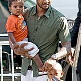 Pictures of Usher and Boys