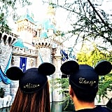 You own a classic Mickey hat.