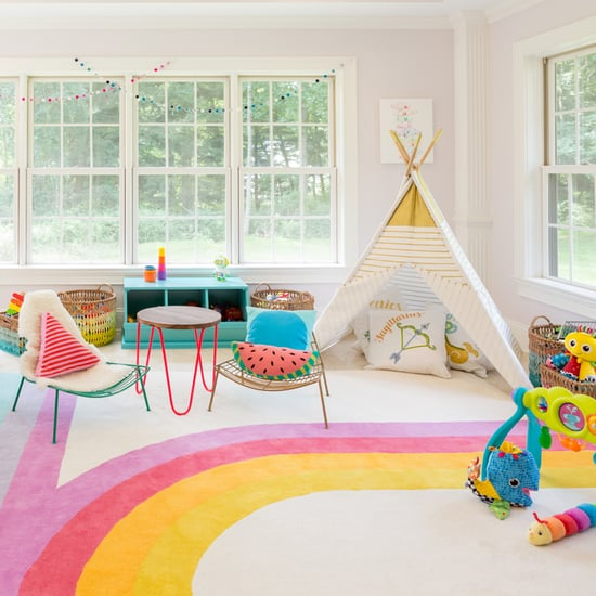 Colorful Kids' Playroom Ideas
