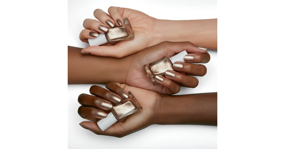 Essie Enchanted Gel Couture Nail Polish in Daring Damsel Swatches ...