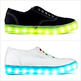 Rechargeable LED Light-Up Sneakers