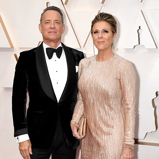 Tom Hanks and Rita Wilson Return to US After Quarantine