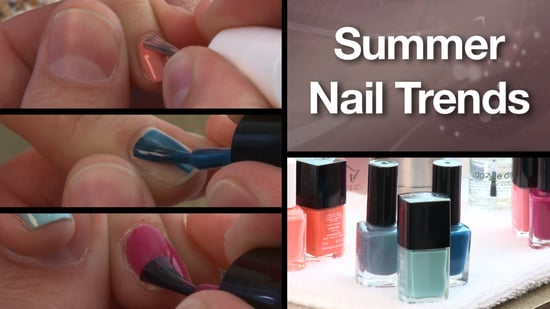 Popular Nail Polish Colors For Summer As Seen on Beyonce and Victoria Beckham