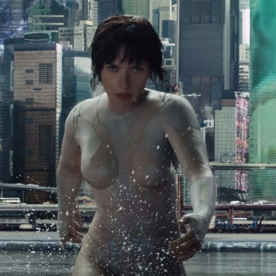 Ghost in the Shell Movie Trailers and Australian Release
