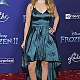 Kayla Cromer at the Frozen 2 Premiere in Los Angeles