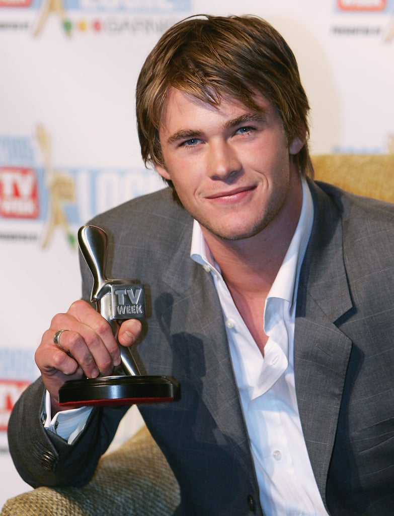 2005: Chris Hemsworth