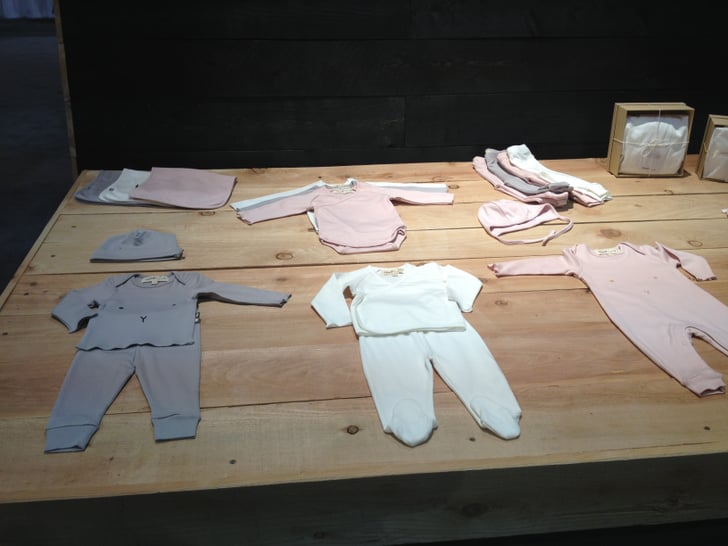 Oeuf is introducing a layette line of the softest cotton