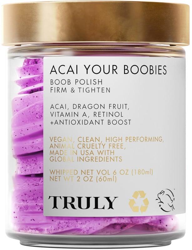 Truly Acai Your Boobies Lifting Boob Polish