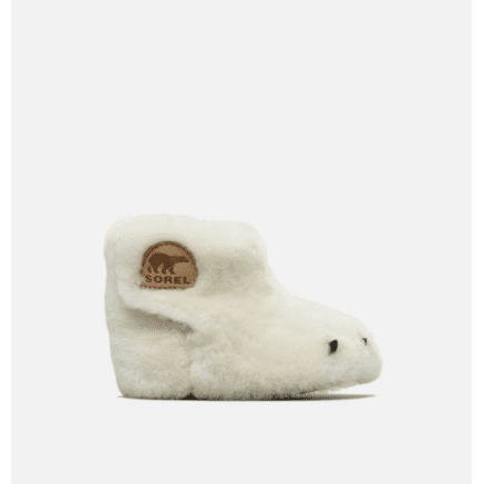 Infant SOREL Bear Paw Slipper