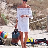 Bring Out Your Old Flats For a Day at the Beach — Who Needs Flip-Flops?