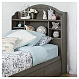 Savannah Bookcase Headboard Twin