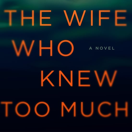 The Wife Who Knew Too Much Book Cover and Excerpt