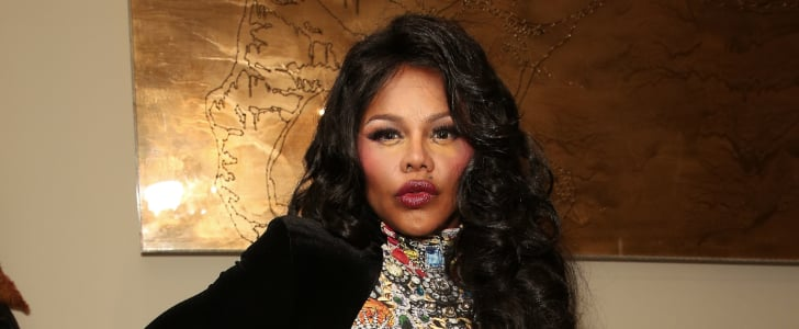 Lil' Kim Gives Birth to Baby Girl