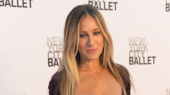 Sarah Jessica Parker Channels Carrie Bradshaw for a Night Out at New York City Ballet -- See Her Chic Look!