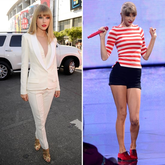 Get Taylor Swift's Looks From the 2012 MTV VMAs!
