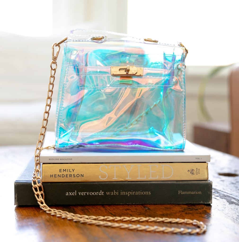 Hologram Purse, $16