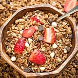 Strawberry Double Chocolate Granola