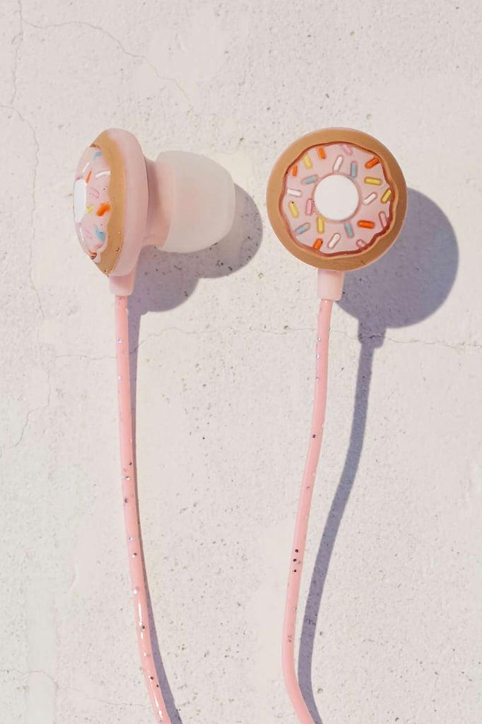 Doughnut Earbuds