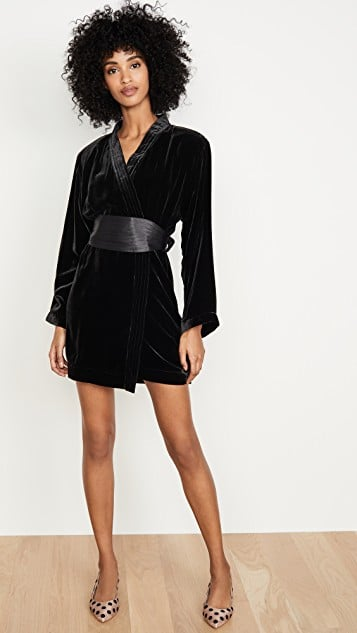 Alexa Chung Kimono Dress
