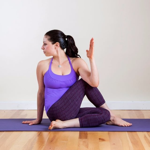 Yoga Sequence to Relieve Lower Back Pain | POPSUGAR Fitness UK
