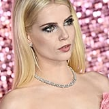 Lucy Boynton's Long, Straight Hair, 2018