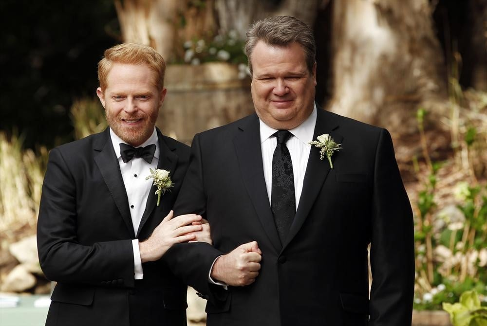 The happy grooms!