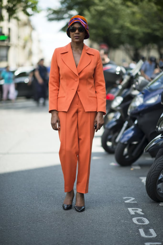 Embrace bold-hued suiting to inject life into your nine-to-five.